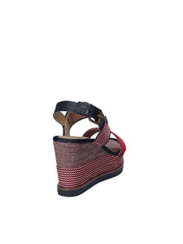 Sandalo Rosso WL181642 Donna Wrangler Zeppa Sxgq5Oxnw