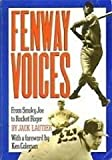 img - for Fenway Voices by Jack Lautier (1991-01-02) book / textbook / text book