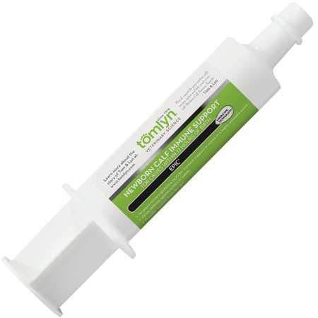 Tomlyn Epic Calf Newborn Oral Syringe (42 ml) by Tom Lyn