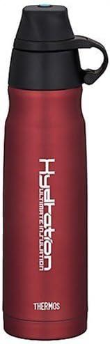 サーモス 真空断熱スポーツボトル 0.5L レッド FFD-500 R