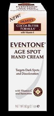 Palmers какао-масло формула W / витамин Е Eventone возраст пятно рука Крам 2,1 Oz