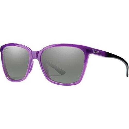 Smith Optics Adult Lifestyle Colette Sunglasses - Violet Spray / - Glasses Smith