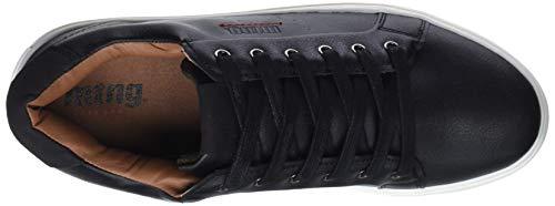 Negro Vertigo C42647 Mtng 84096 ultra Zapatillas Tape Oil Textil Hombre Para ppIOgw