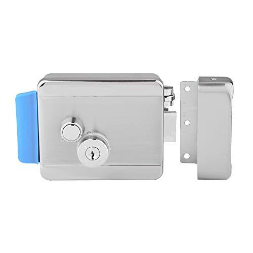 Cerradura eléctrica de Seguridad, Cerradura eléctrica de la Puerta de Control para el Kit del Sistema de Control de Acceso de la Puerta: Amazon.es: ...