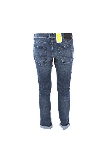 19 L719dxag Uomo Lee 32 Inverno Autunno Denim Jeans 2018 B7wqZg