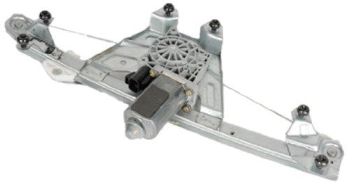 - ACDelco 22682245 GM Original Equipment Rear Passenger Side Power Window Regulator and Motor Assembly