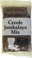 Oak Grove Smokehouse Creole Jambalaya Mix (5 Pack of 7.9 Ounce Bags)