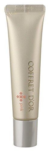 (Kanebo COFFRET D'OR Beauty Essence Color Veil SPF17 PA++ Coral)