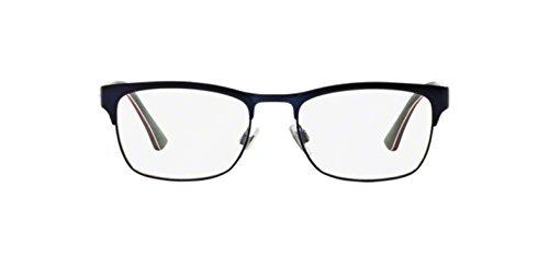 Dolce   Gabbana Montures de lunettes 1274 Pour Homme Black   Gunmetal 1280   Matte Dark ... 7d196273768b