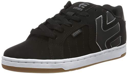 - Etnies Men's Fader 2 Skate Shoe, Black/White/Gum, 12 Medium US