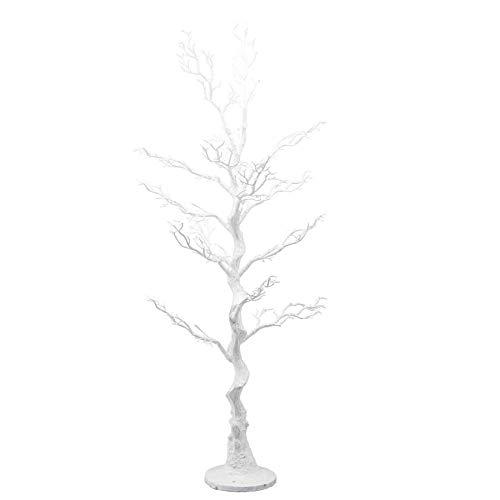 Simply Elegant White Manzanita Centerpiece Wishing Tree Birch Branch - 1 Count