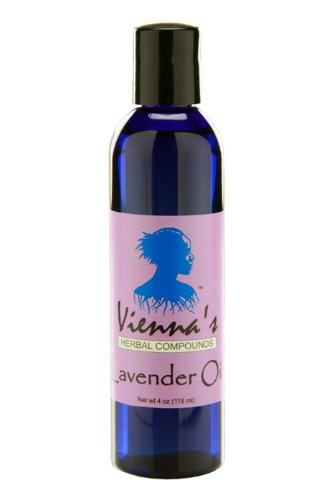 Lavender Bath and Body Oil - Soothe Dry Skin. My Mother Swears By It for Aches and Pains. Pure 100% Anti-inflammatory Aromatherapy.