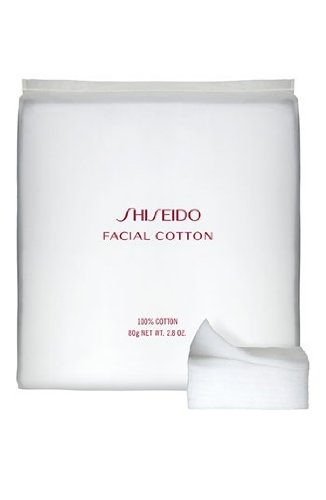 Shiseido 2-pack Facial Cotton ()
