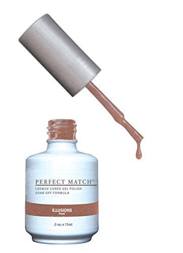 LECHAT Perfect Match Nail Polish, Illusions, 0.500 Ounce ()