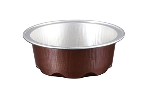ice cream cups brown - 9