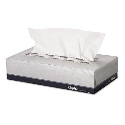 KIMBERLY-CLARK PROFESSIONAL KLEENEXreg; White Facial Tissue KCC 21005