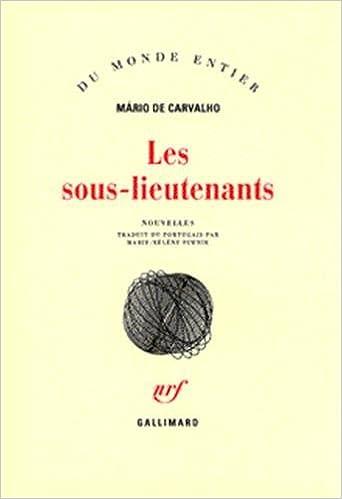 Livres gratuits Les Sous-lieutenants pdf