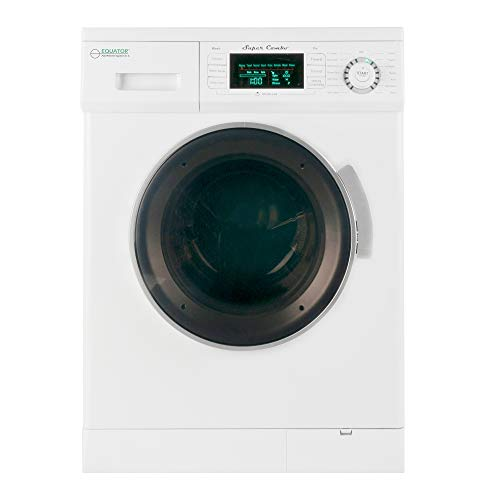 Equator EZ 4000 CV Compact Electric 1.6 cu.ft. Combination Washer and Vented/Ventless Dryer, 2013 Model