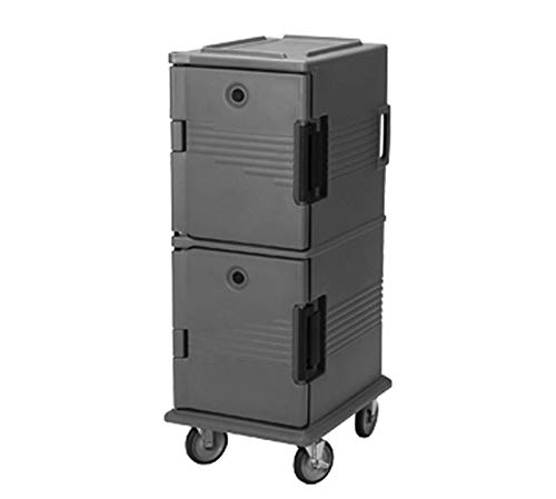 Cambro (UPC800192) Front-Load Food Pan Hold & Transport Cart - Ultra ()