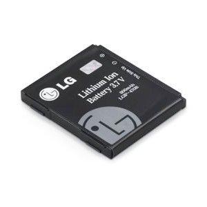LG 800mAh Original OEM Battery for LG VX8610/VX8700 - Non-Retail Packaging - Black