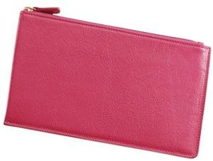Large Flat Case 'Brights Pink' Leather by Graphic Image™ - by Graphic Image
