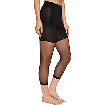 SPANX Womens Original Footless Compression Tummy Control Shaper at Women's Clothing store