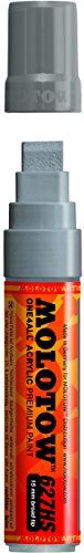 Molotow ONE4ALL Acrylic Paint Marker, 15mm, Cool Grey Pastel, 1 Each (627.218)