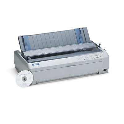 EPSC11C559001 - Epson LQ-2090 Wide-Format Dot Matrix Printer by Epson