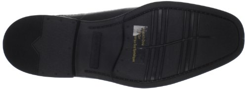 Bostonian Mens Nicky Loafer Zwart