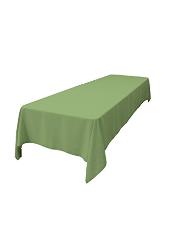 Sage Cloth (LA Linen Polyester Poplin 60 by 108