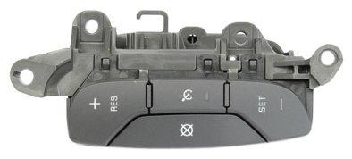 ACDelco D1957E GM Original Equipment Ebony Cruise Control Switch -