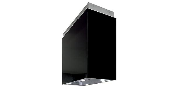 frecan – Campana Isla Vetro T – negro – 90 cm: Amazon.es: Grandes electrodomésticos