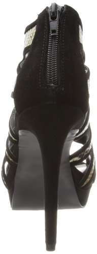 Santana Strata Dress Black by Carlos Snake Carlos Women's EwZg8IHq