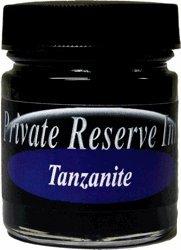 Tanzanite Fountain Pen Bottled Ink 66 ml from Private Reserve Ink® (Pen Ink Reserve Fountain Private)