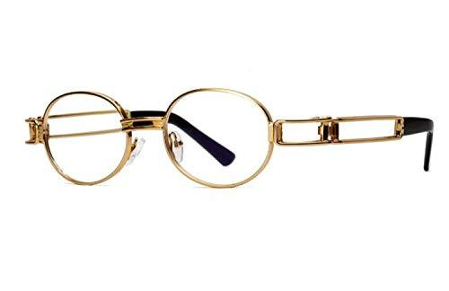 Conduite Vue Lunettes Soleil Golden Unisexe Soleil Lunettes Protection FlowerKui UV400 Golden de Plein Lunettes Classique Pêche de Lunettes de Air lunettes de zaqtBxfHw