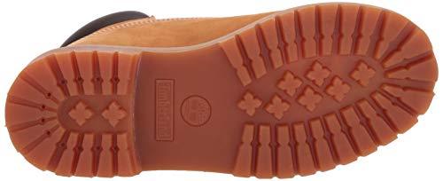 Polacchine Orange Unisex Timberland 6 Premium bambini In Waterproof xqqOBwfv