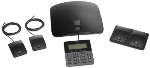 Cisco Unified 8831 IP Conference Station - Wireless - Desktop - 1 x Total Line - VoIP - Caller ID - SpeakerphoneUnified Communications Manager, User Connect License - PoE Ports -
