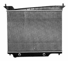 radiator the ford expedition - 3