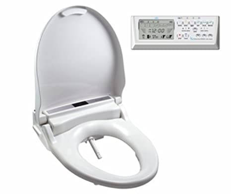 Superb Clean Sense Dib 1500R Bidet Seat Round With Remote Control Ncnpc Chair Design For Home Ncnpcorg