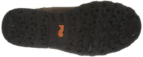 Timberland Pro Mens 8 Pollici Boondock Composito-toe Impermeabile Lavoro E Avvio Caccia Marrone Oliato Pelle Invecchiata