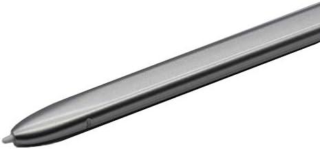 Bestdealing Chromebook Pen Replacement S Pen for Samsung Chromebook Pro Plus Stylus Pen XE510C24-K01US XE510C25-K01US XE512C24-K01US XE513C24-K01US with Tips Tweezer Touch Pen Repair Part Silver