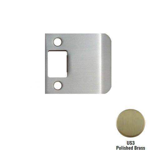 Full Lip Strike Plate (Don-Jo EL-103-605 2-1/4