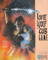 Lone Wolf and Cub Game [Box Set] (Lone Wolf The Board Game)