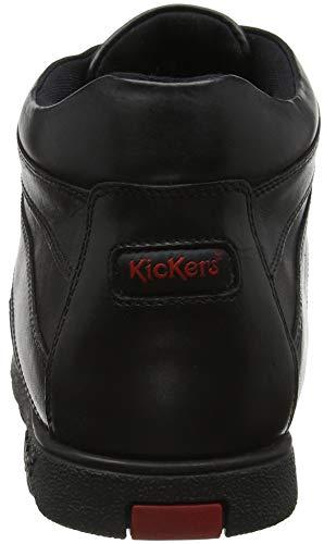 47 Classici Uomo Fragma15 Black Stivali Nero EU Kickers YUwSFq