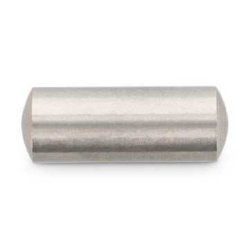 (600pcs) DIN 7 M4X10 Parallel Pins type A, Tolerance m6 A4 Stainless Steel, Ships FREE in USA by Aspen Fasteners, ASSP000744-10 by Aspen Hardware-Pins