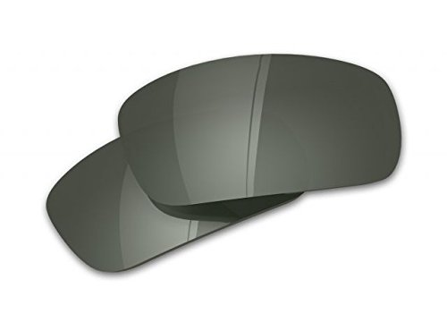 Edge Khor - G-15 Polarized Replacement Lens - Silver Mirror - Edge Replacement Lenses