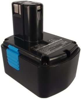 Replacement Battery for HITACHI EB 1414 EB 1414S DS18DMR DS18DVF3 DS 14DFL C-2 CJ 14DL D V14DCL DH 14DL DS 14DAF2 DS 14DFLG DS 14DFLPC DS 14DL DS 14DMR