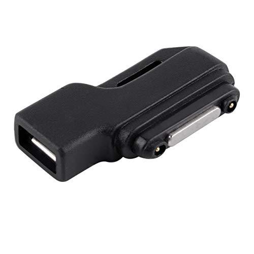 Pudincoco Micro USB a Cargador de Carga magnético Adaptador de ...