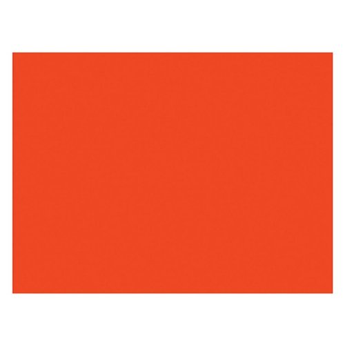 Pacon SunWorks Construction Paper, 9-Inches by 12-Inches, 50-Count, Orange