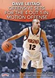 Dave Leitao: Offensive Sets for the 4-Out 1-In Motion Offense (DVD)